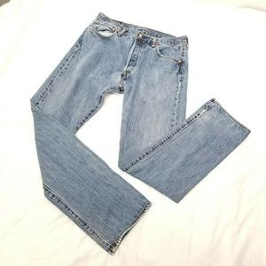 Levi 501 Mom Jeans Women/Men 34